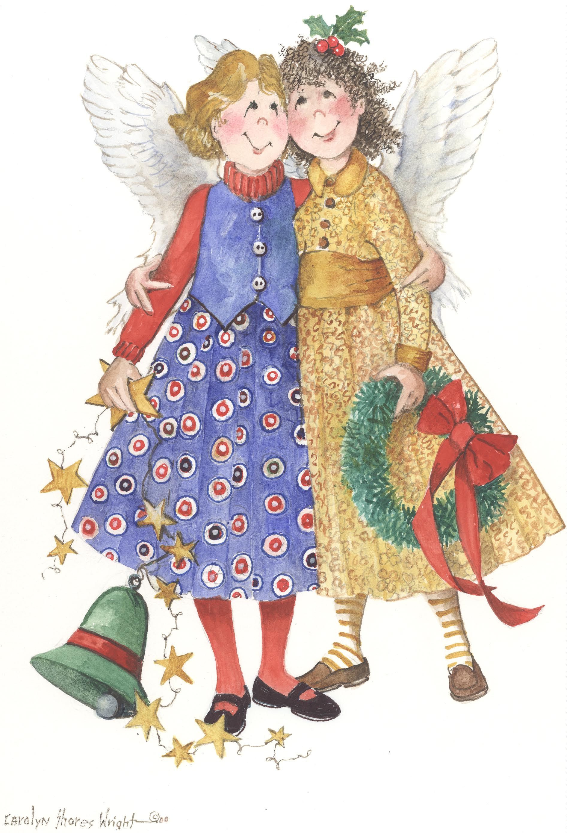Christmas Angels For Sale